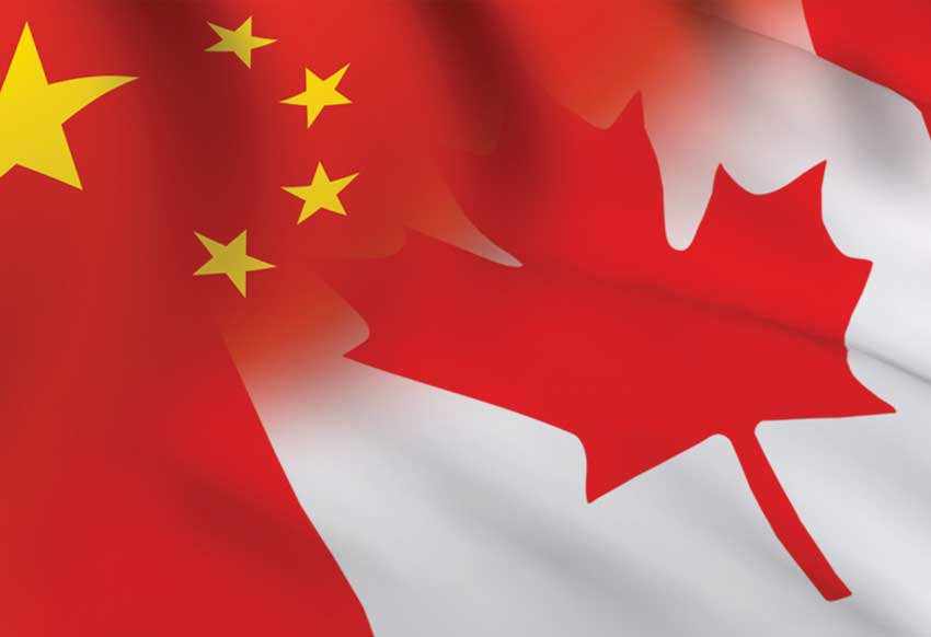 chinese buying land in canada