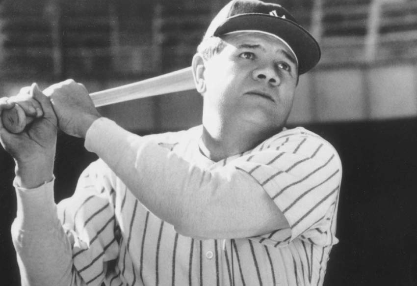 Babe Ruth fished the St.Mary's River