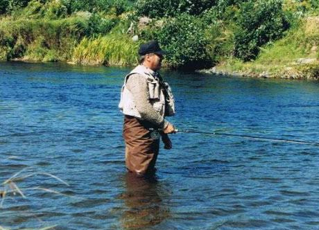 best dry fly fisher